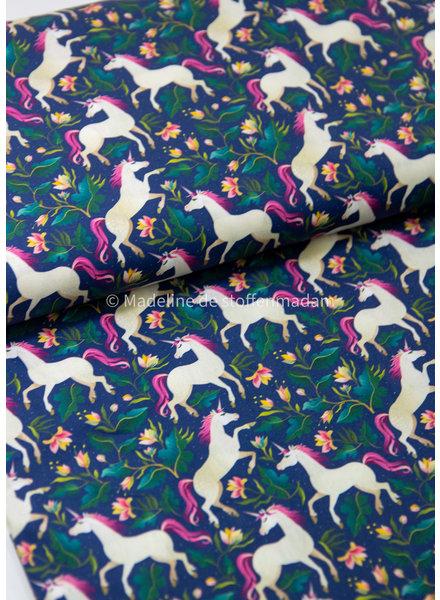 Swafing unicorns - cotton