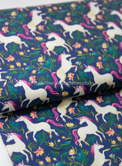 Swafing unicorns - cotton