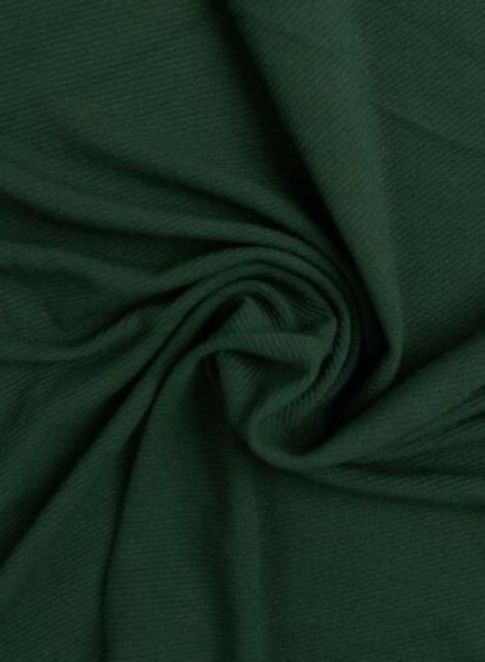 bottle green - structure jersey