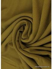 mosgroen - structuur tricot met fijne ribbel