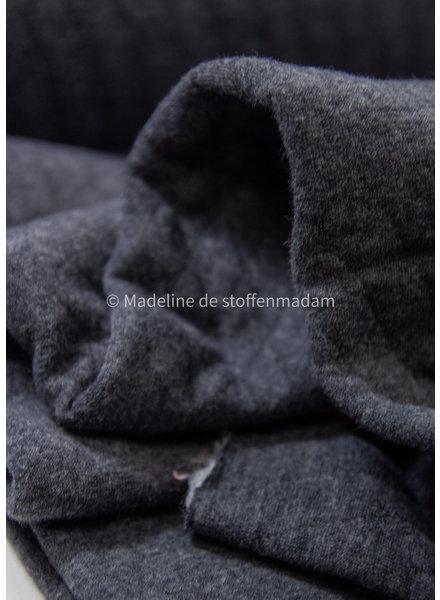 Swafing donkergrijs - gewatteerde sweater
