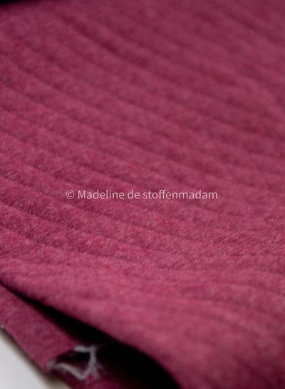 Swafing framboos - gewatteerde sweater