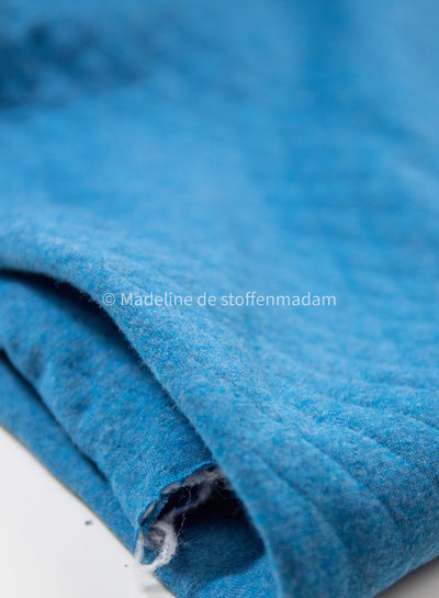 Swafing turquoise - padded sweater