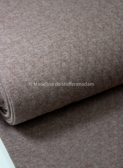 Swafing taupe - padded sweater