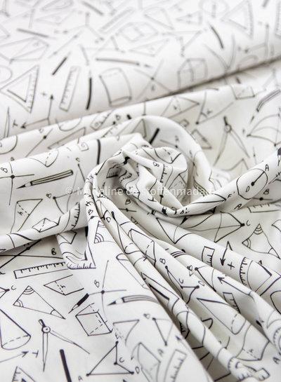 Swafing white algebra - cotton