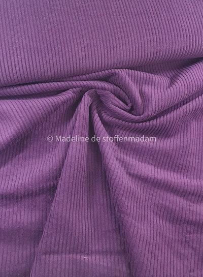 Swafing purple corduroy - magnus