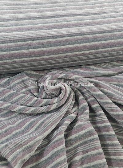 beskleurige textuur nicky velours Elian