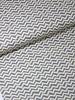 grey chevron - jersey