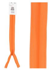 naadrits / blinde rits - oranje kleur 523