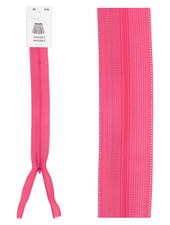 invisible zipper -  fuchsia color 516