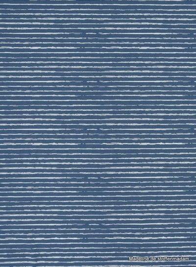 stripes blue - jersey