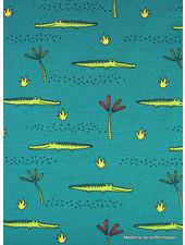 krokodillen tricot