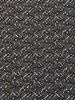 Blauw zwart en een subtiele zilverdraad - mooie structuur tricot