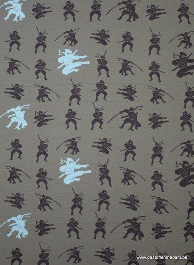 Ninja dusty mint tricot