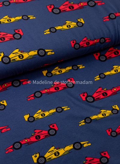 race cars tricot