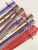 Stockverkoop pakket met 5 ritsen - 40 cm niet deelbaar