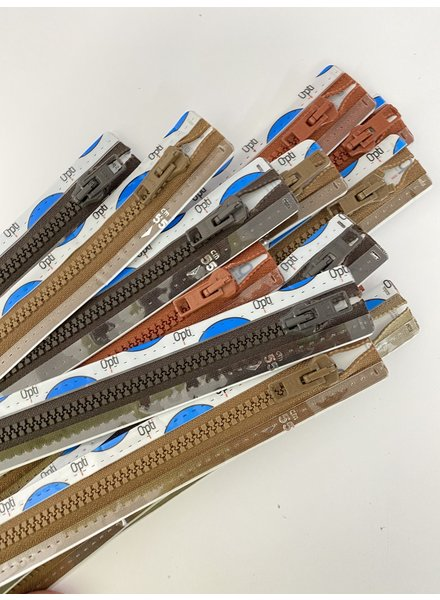 Stockverkoop pakket met 5 BLOKRITSEN - 55 cm DEELBAAR