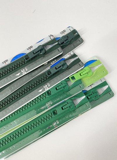 Stockverkoop pakket met 5 BLOKRITSEN - 30 cm DEELBAAR
