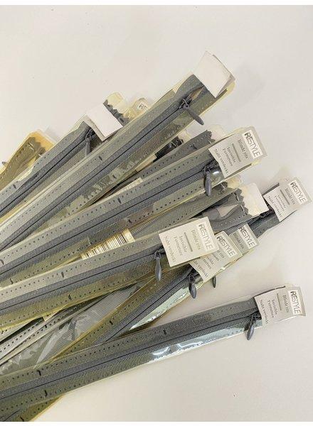 stocksale invisible zipper - 10 x 40 cm