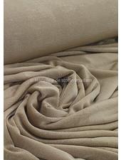 Fibremood soft gold shining knitted fabric - fibre mood