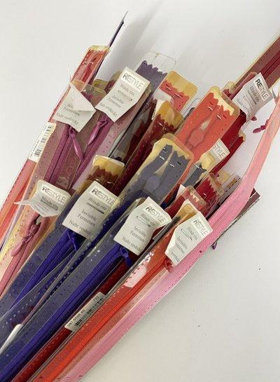 stocksale invisible zipper - 10 x 60 cm