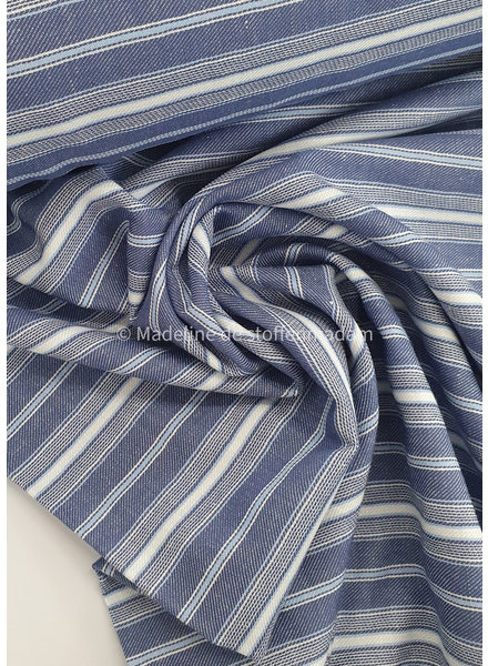 soft blue viscose
