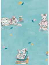katia reading rats - katoen