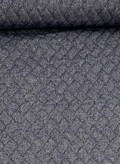 La Maison Victor denim - quilted lining - double face