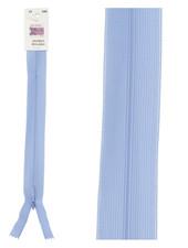 naadrits / blinde rits -  babyblauw kleur 546
