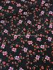 black magnolia - soft fabric