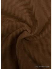 tobbaco - soepelvallende corduroy - lichte stretch