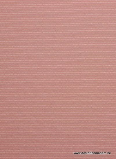 roze streepjes - tricot