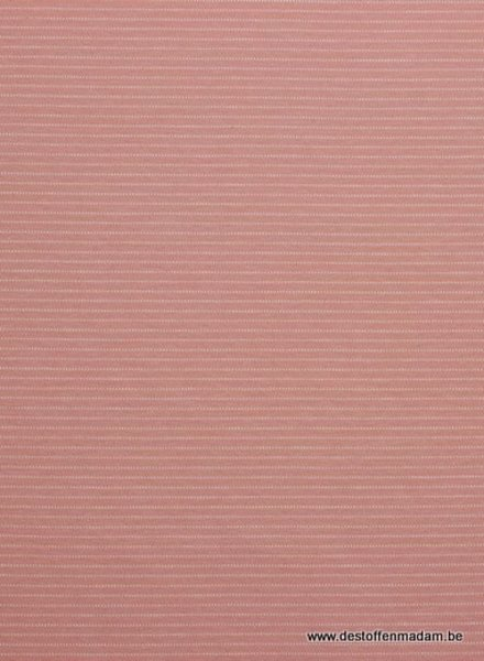 pink little stripes - jersey
