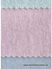 flanel / molton 270 g roze