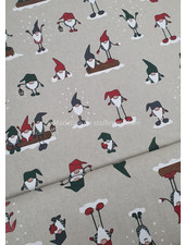 Christmas elf - Christmas canvas
