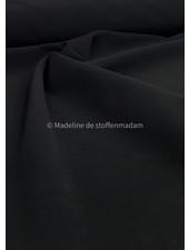zwart - 4-way stretch - mooie kwaliteit voor broeken