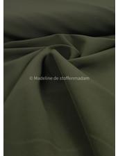 khaki - 4-way stretch - mooie kwaliteit voor broeken