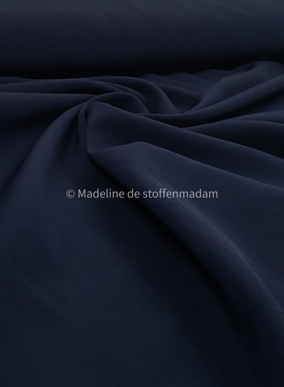 navy - 4-way stretch - beautiful for pants