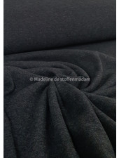anthracite knitted fabric - made in Italy - Bene