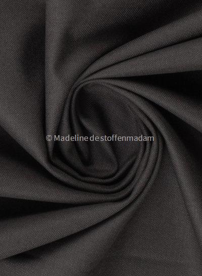 anthracite - 100%  cotton - soft canvas