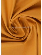 ochre - 100%  cotton - soft canvas