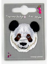 panda strijkapplicatie - mini