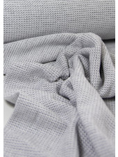 grey - recycled kitted jacquard