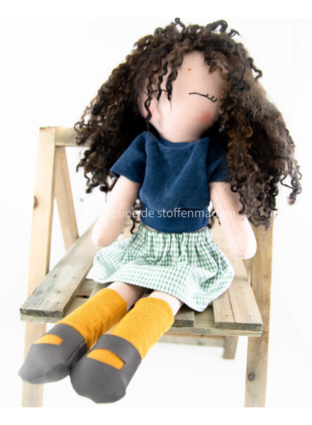 Milou doll box - outfit 2