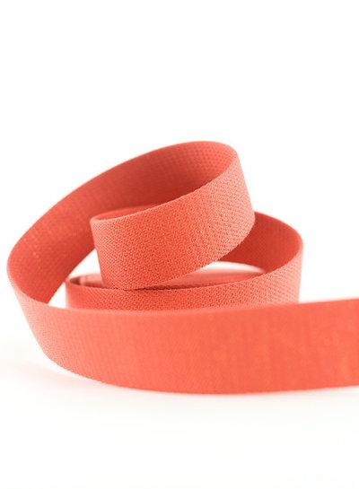 See You at Six donker persimmon - tassenband