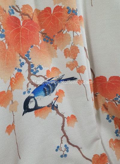 autumn birds - sweater
