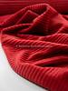 marsala 7020 rekbare katoen corduroy - brede ribbel