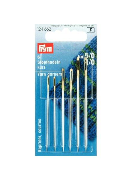 Prym darning needles nr. 5/0 - 1/0