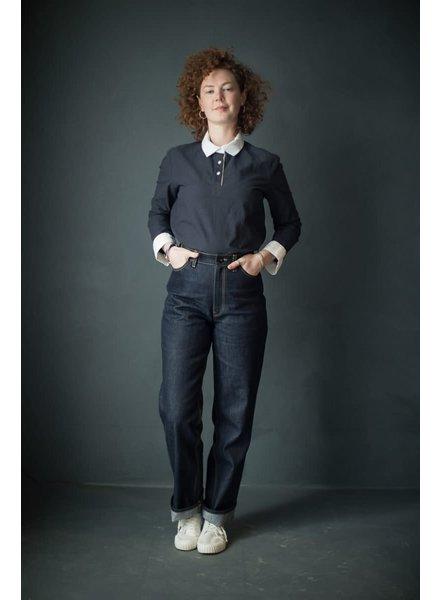 Merchant & Mills Heroine  - pattern for jeans pants