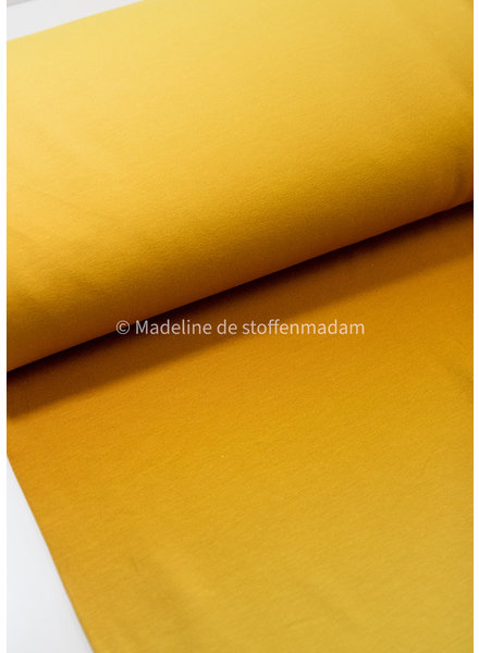 ocre digital dyed - french terry